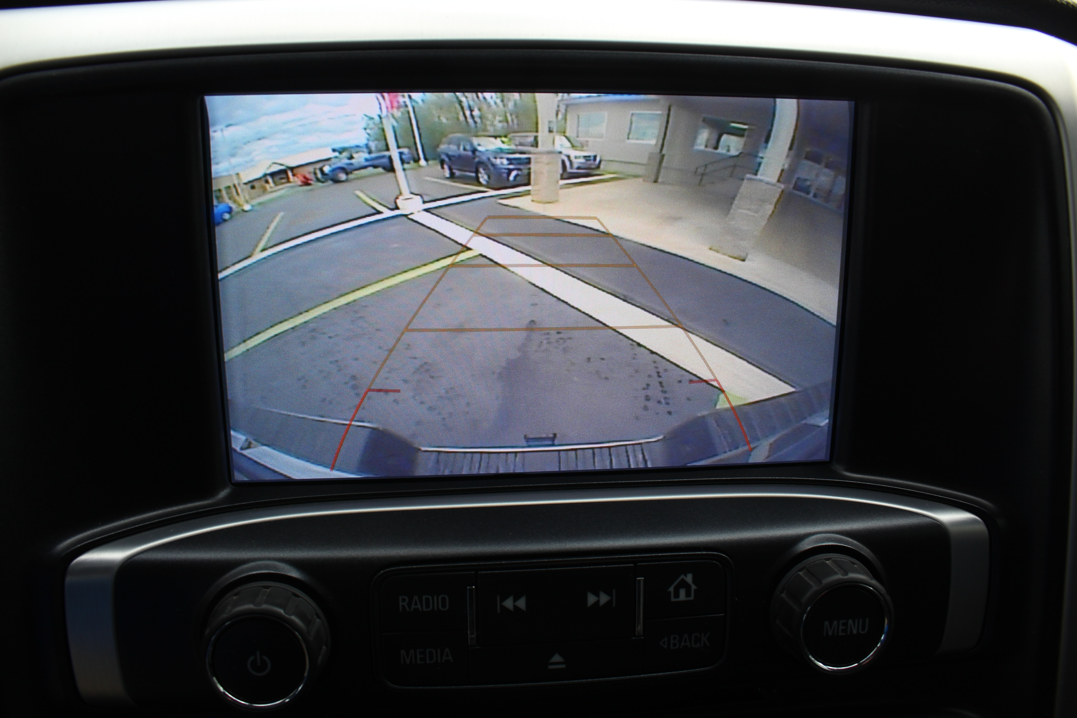car view one