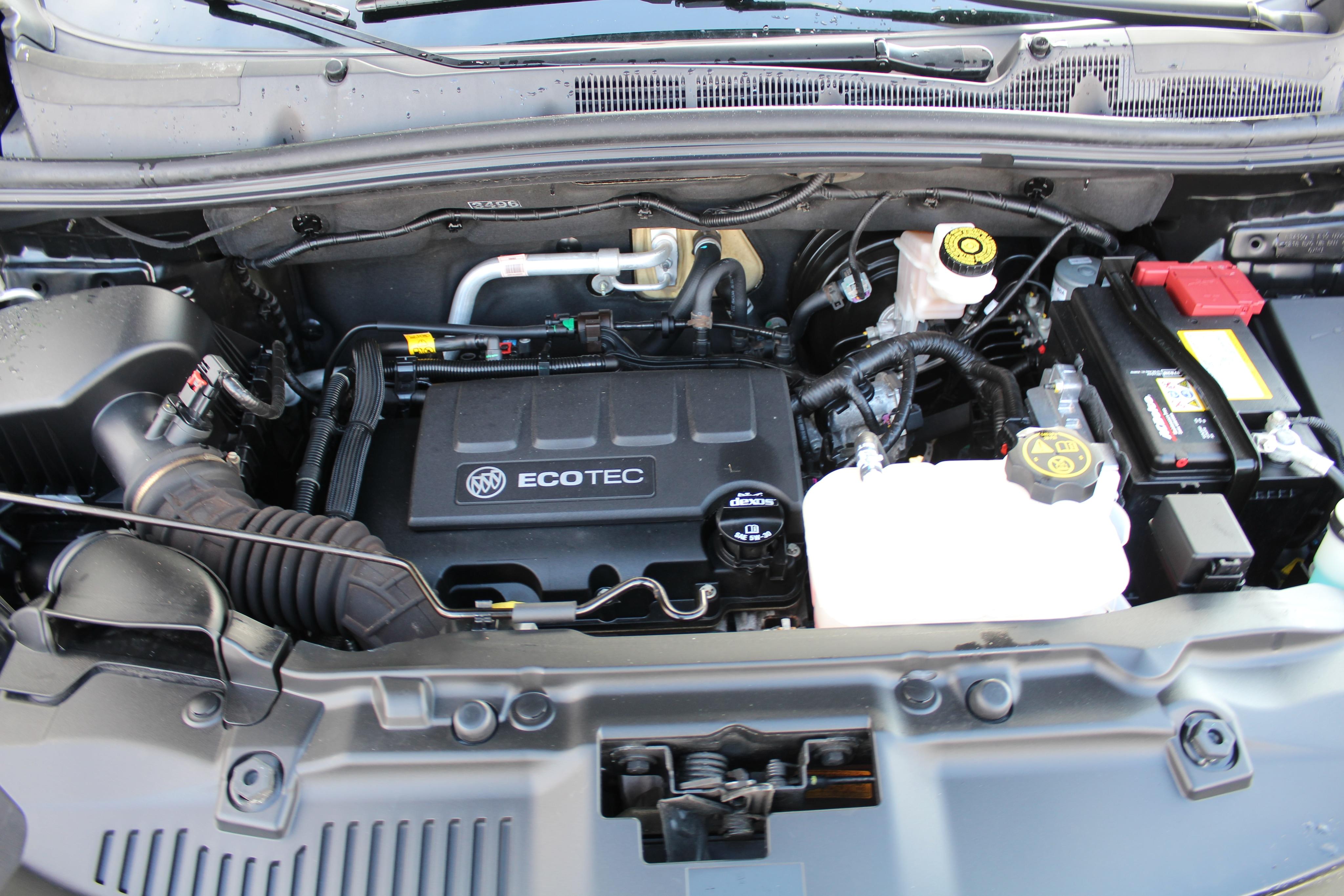 2017 Buick Encore Wagon 4 Dr.