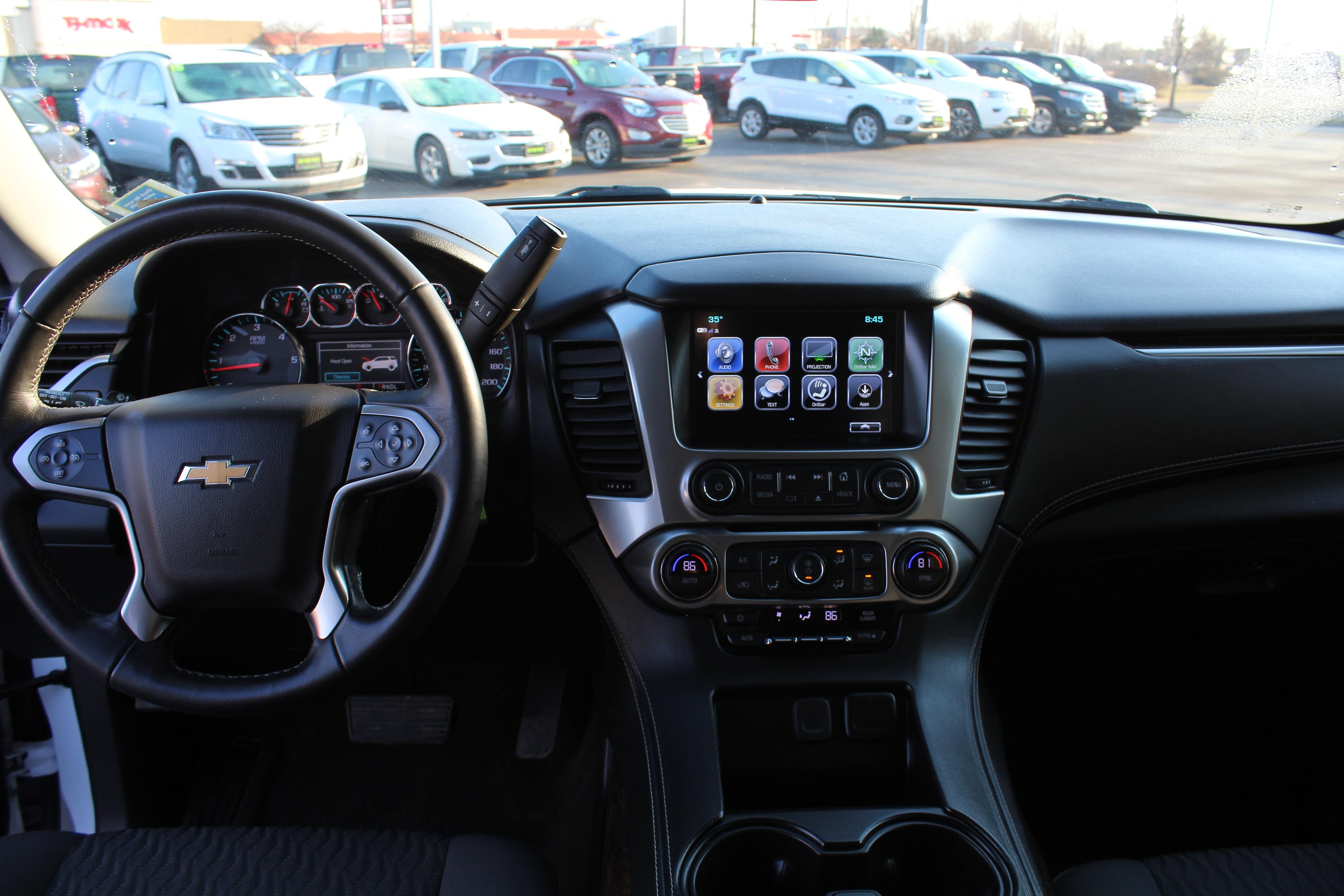 2018 Chevrolet Suburban Sport Utility