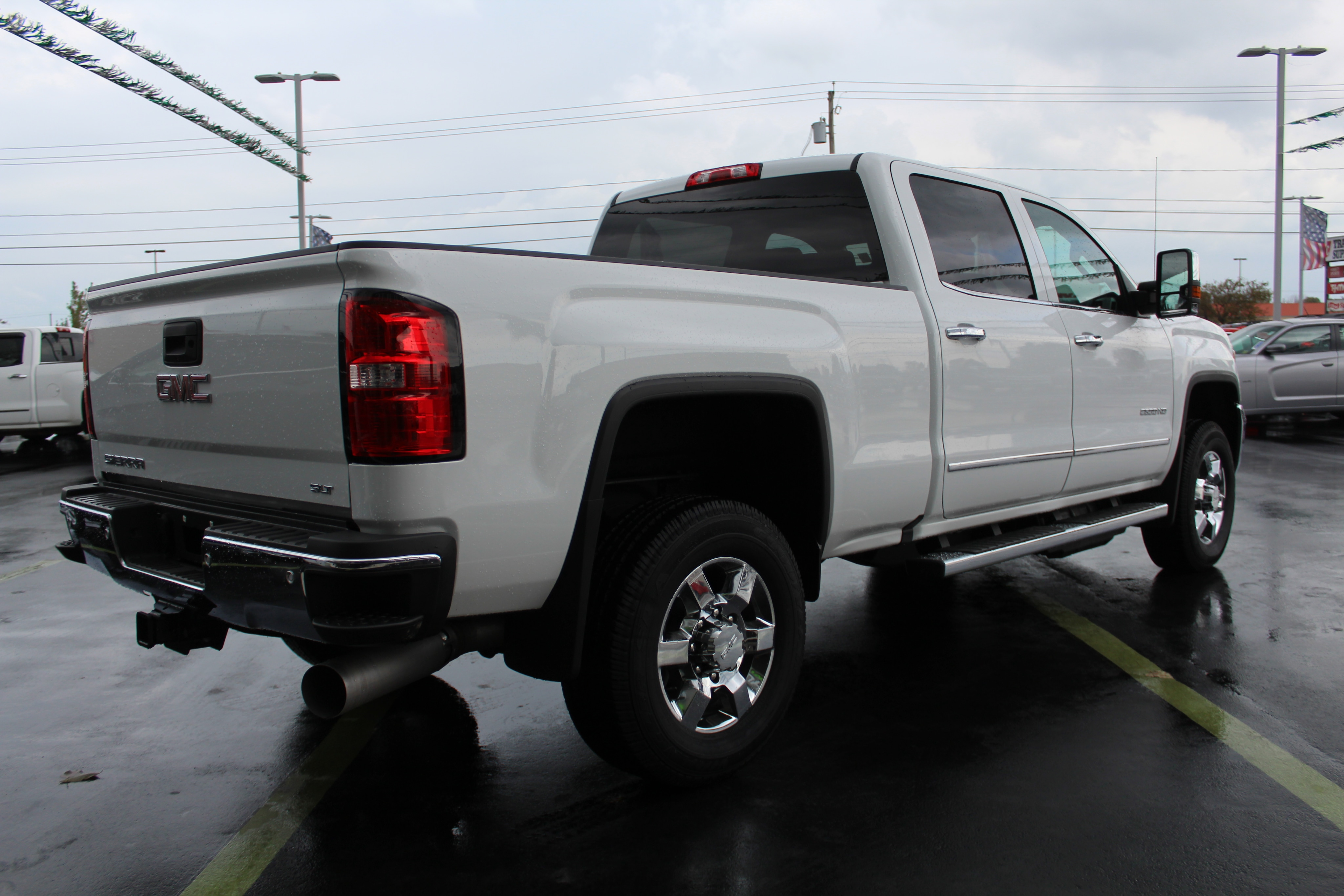 2018 GMC Sierra 2500HD Crew Pickup