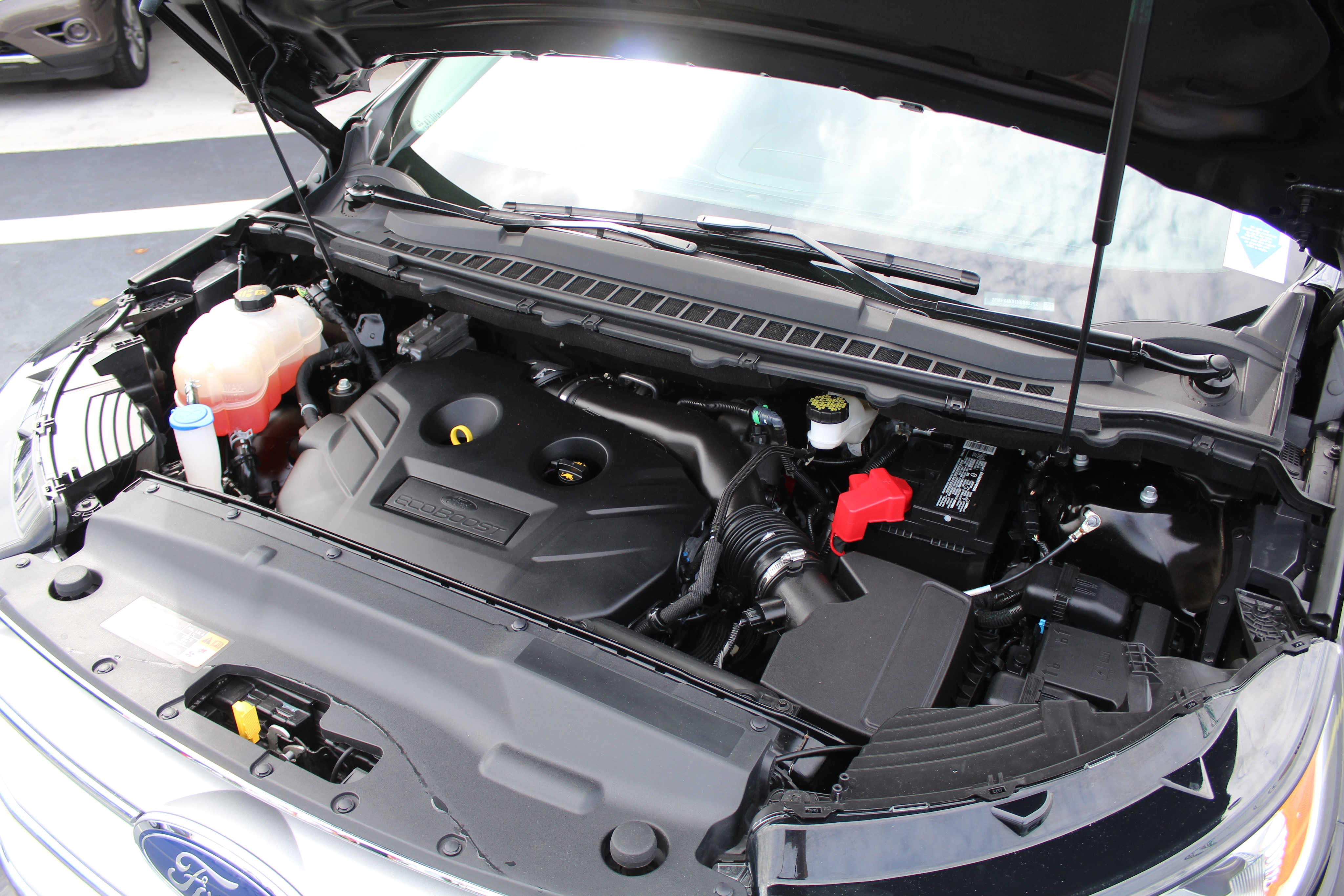 2017 Ford Edge Wagon 4 Dr.