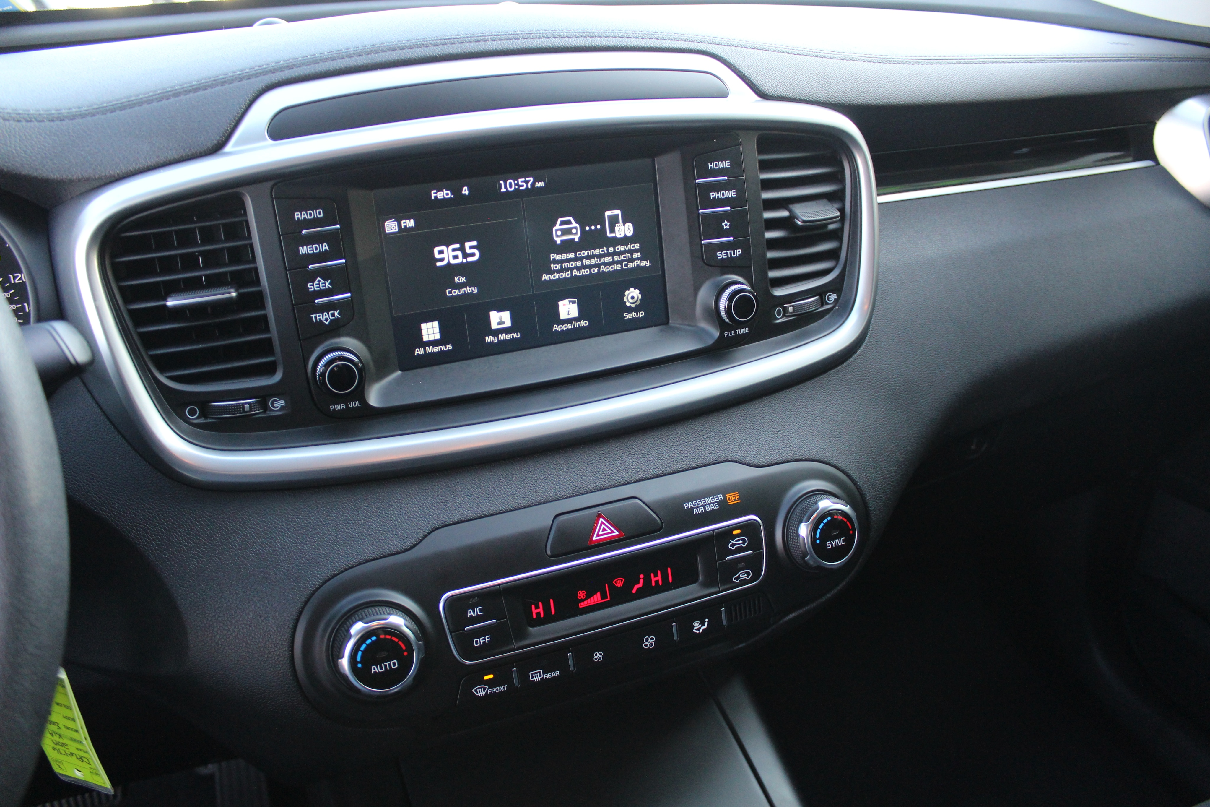 2019 Kia Sorento Wagon 4 Dr.