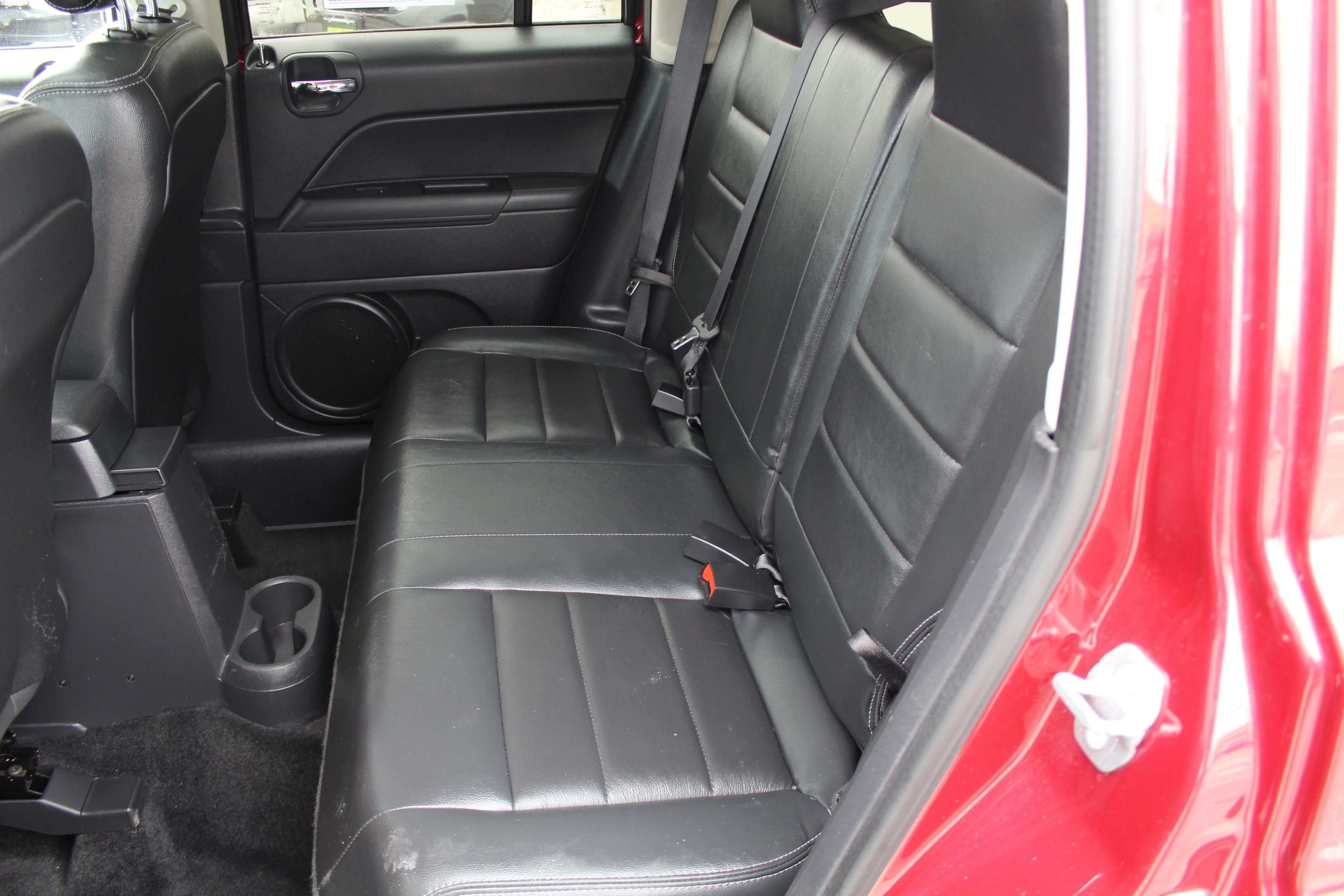 2016 Jeep Patriot Wagon 4 Dr.
