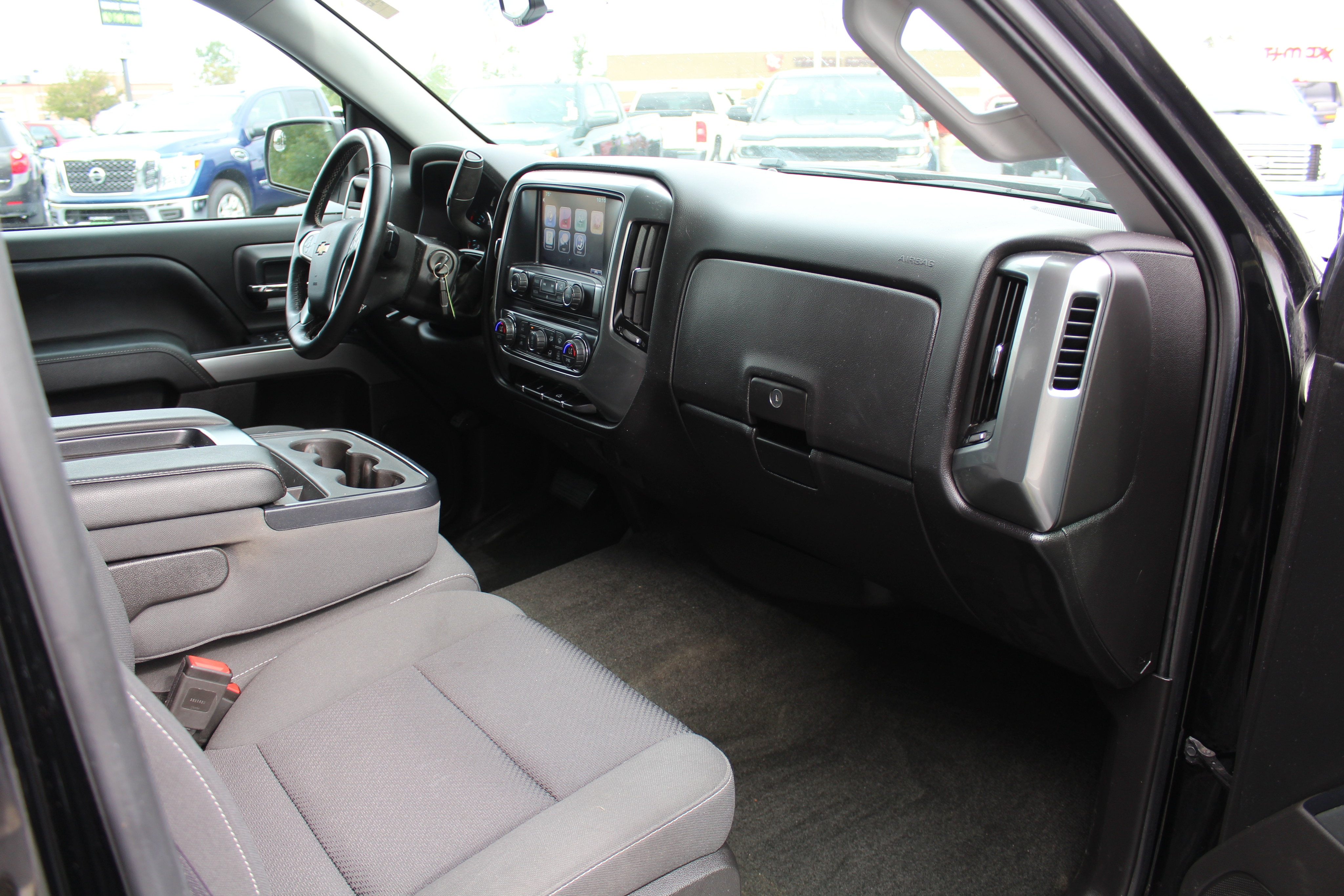 2016 Chevrolet Silverado 1500 Extended Cab Pickup