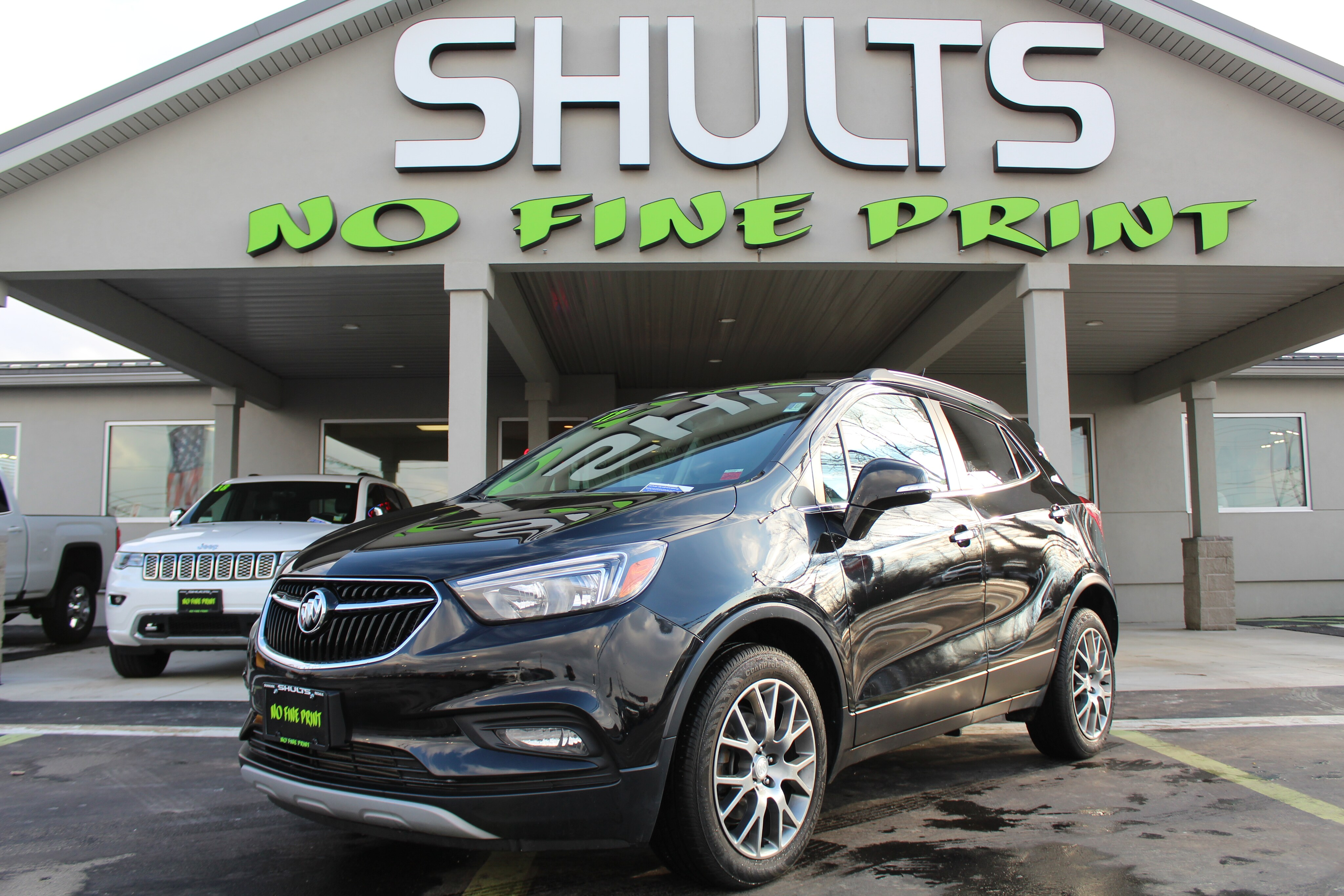 2017 Buick Encore Sport Touring FWD  Sport Touring