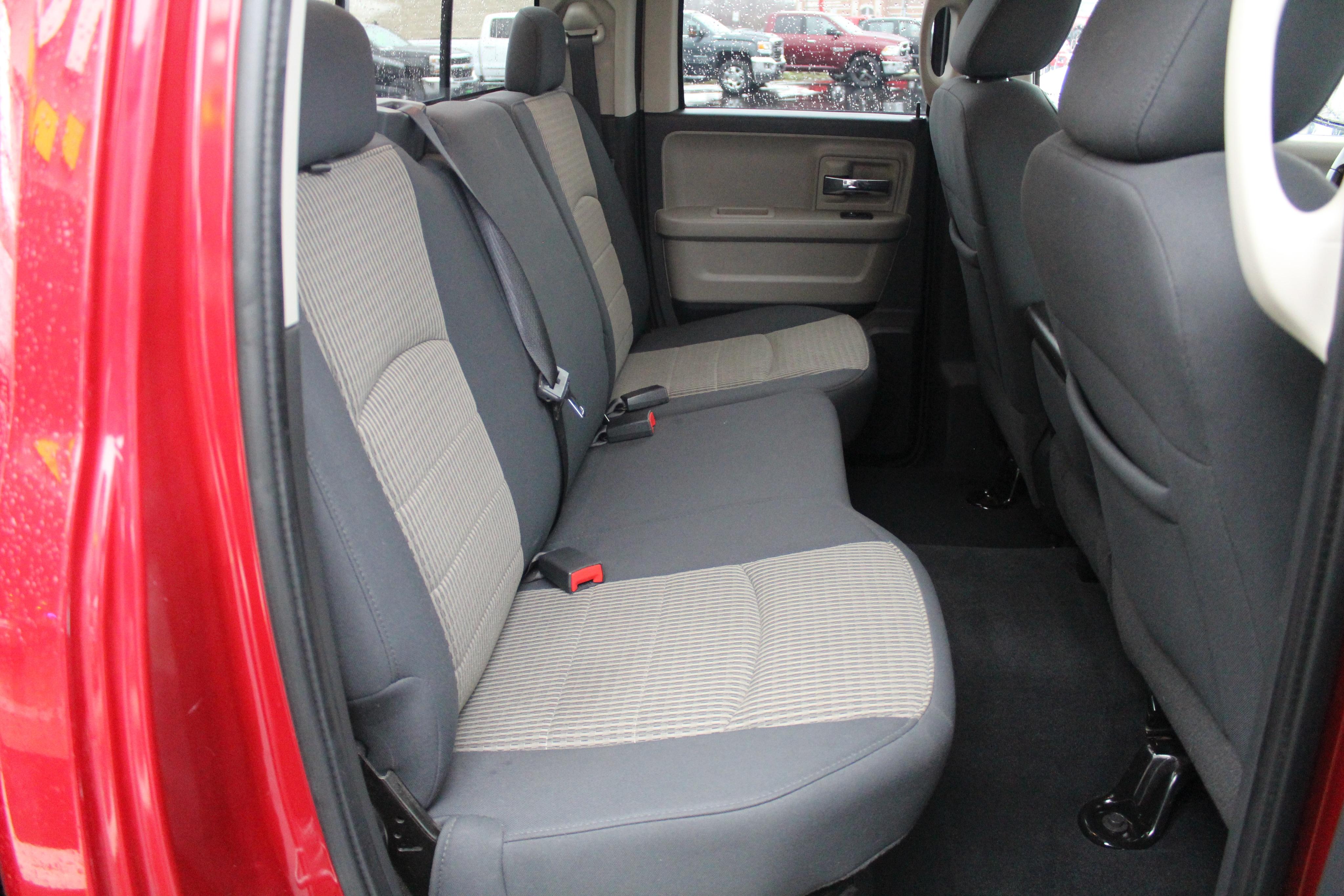 2009 Dodge Ram 1500 Crew Pickup