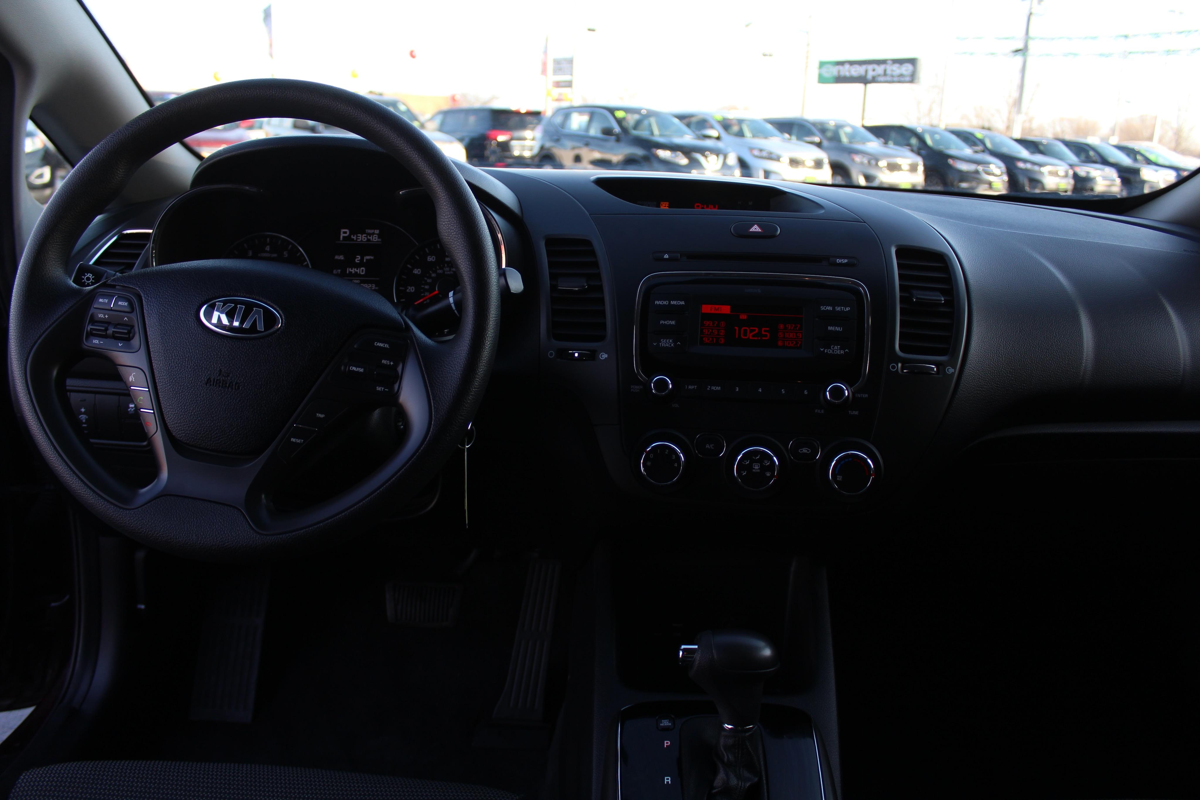 2018 Kia Forte Sedan 4 Dr.