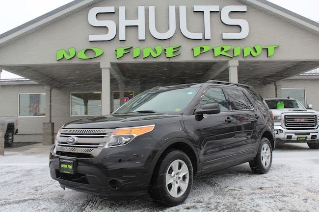 2014 Ford Explorer 4WD  Base