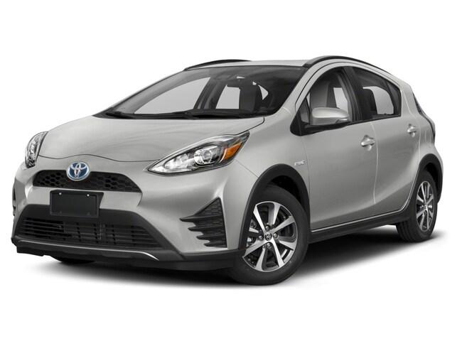 2018 Toyota Prius c Three Hatchback