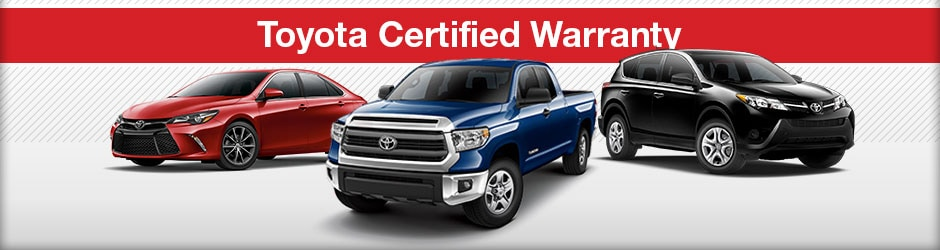 Elegant Toyota Certified Used Vehicle Warranty