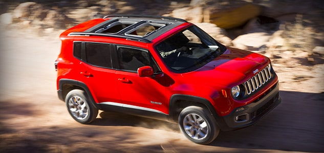 Jeep Renegade | Walled Lake MI