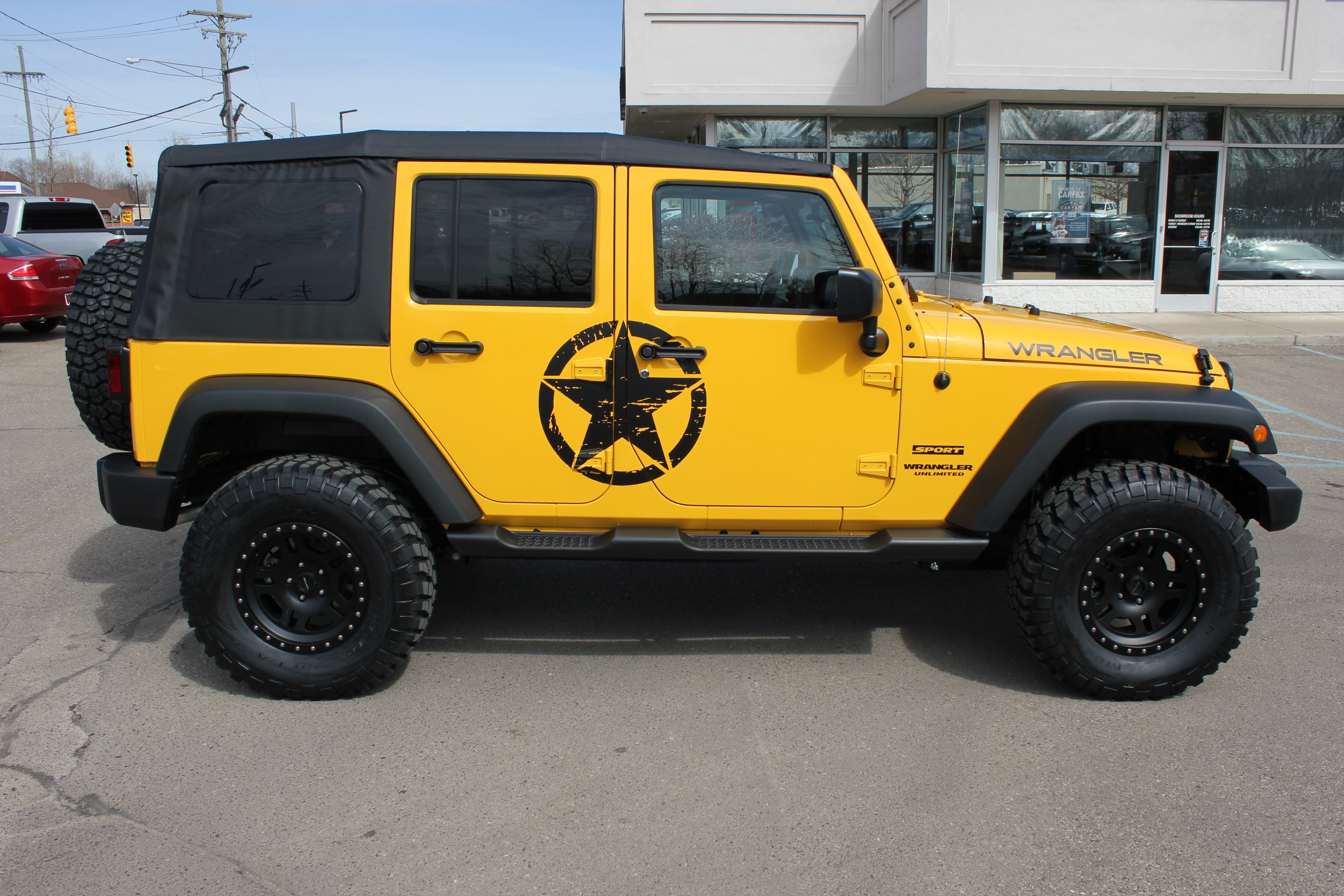 Custom Jeep Wranglers from Shuman and AEV