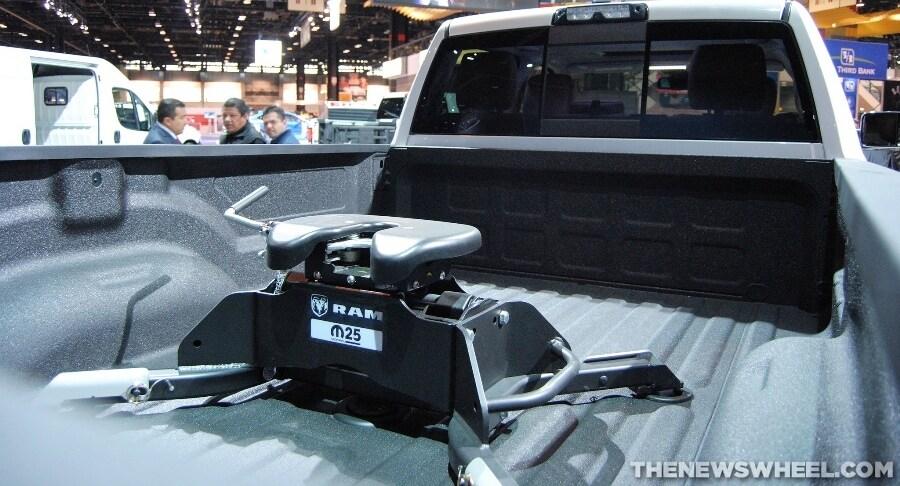 Mopar 5th Wheel Hitch Shuman Motors