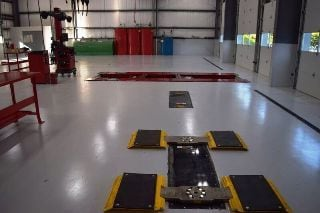 Hawkeye Elite Precision Wheel Alignment in Walled Lake, MI