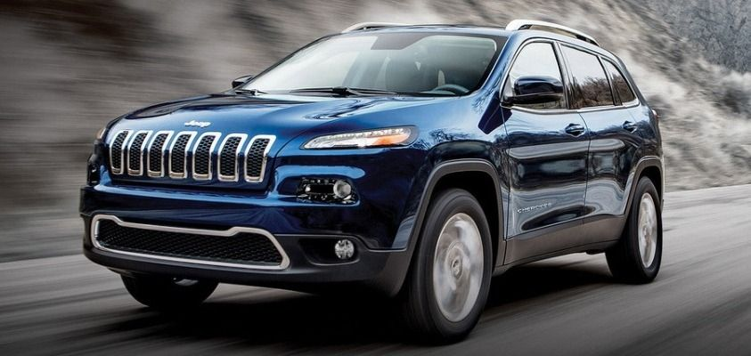 Jeep Cherokee | Walled Lake MI