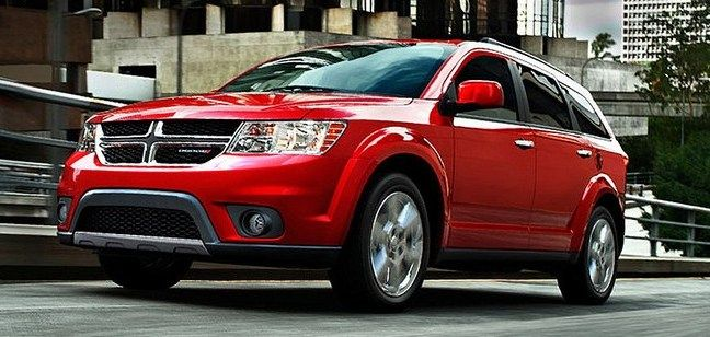 Dodge Journey | Walled Lake MI