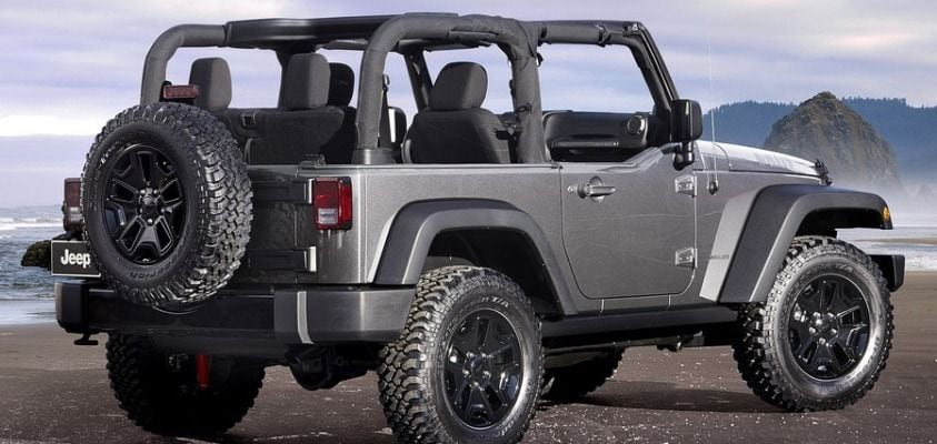 Jeep Wrangler | Walled Lake MI