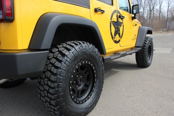 Custom Jeep Wranglers from Shuman and AEV
