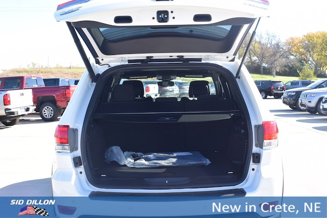 New 2019 Jeep Grand Cherokee Laredo E 4x4 For Sale Crete Ne