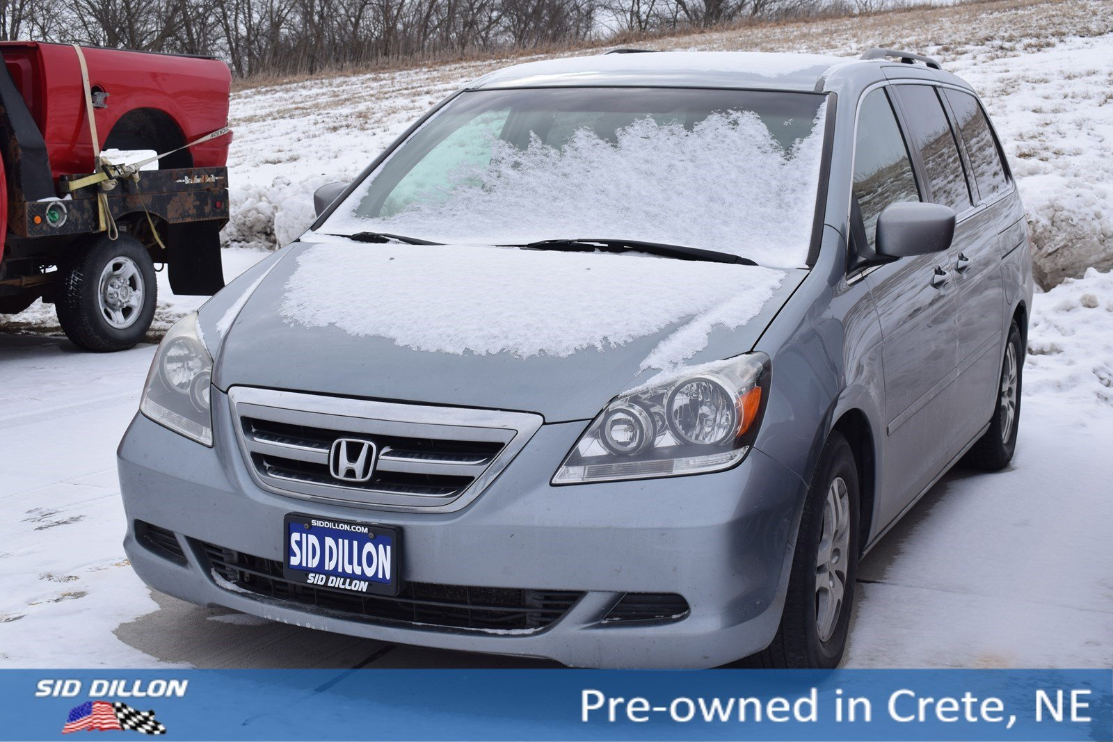2005 Honda Odyssey EX-L Van