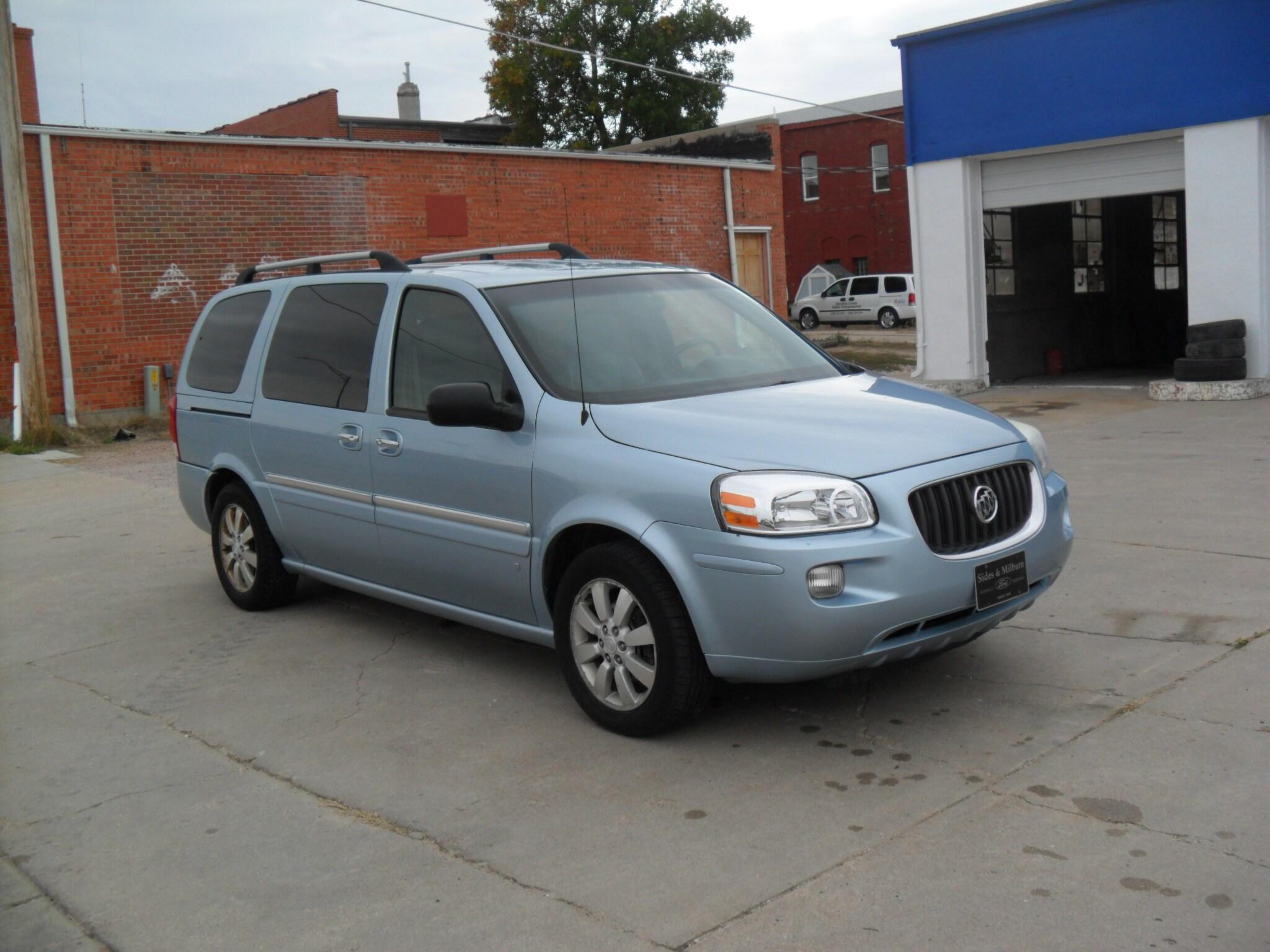 2007 Buick Terraza CXL Passenger Van