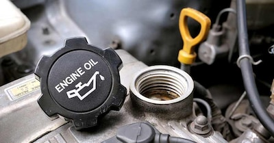 Oil Change (Gas Engines Only)