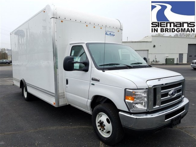 2019 Ford E-350 Bay Bridge Classic 16' Box Truck