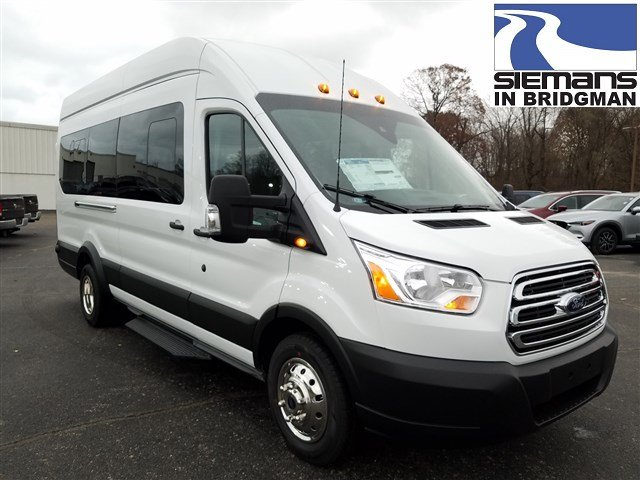 New 2019 Ford Transit-350 For Sale at Siemans Ford Inc | VIN