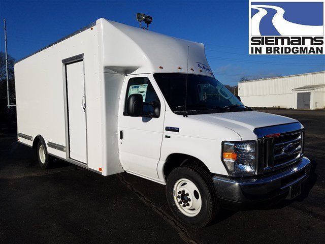 2019 Ford E-350 Bay Bridge 16' FRP Parcel Delivery Van Truck
