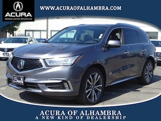 2019 Acura MDX SH-AWD with Advance Package SUV Alhambra, CA