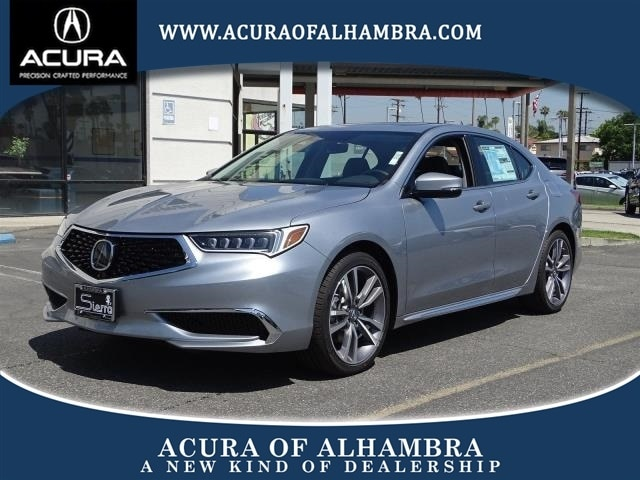 2019 Acura TLX 3.5 V-6 9-AT P-AWS with Technology Package Sedan Alhambra, CA