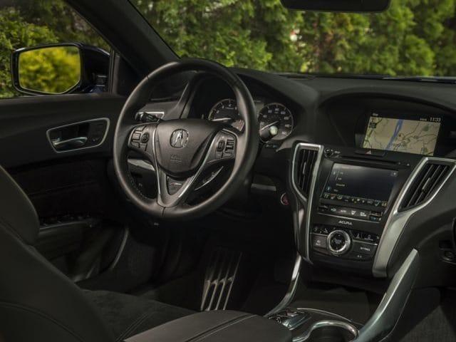 compare acura tlx vs lexus es 350 luxury sedans near los angeles