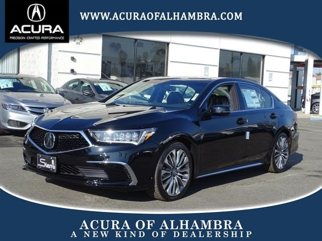 2018 Acura RLX V6 with Technology Package Sedan Alhambra, CA