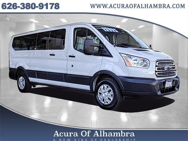 2015 Ford Transit-350 XLT Wagon Low Roof Wagon