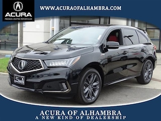 2019 Acura MDX SH-AWD with A-Spec Package SUV Alhambra, CA