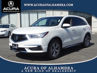 2019 Acura MDX 3.5L SUV serving Los Angeles