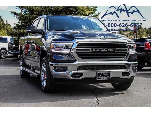 New 2019-2020 Chrysler Dodge Jeep & Ram Ruidoso NM | Near