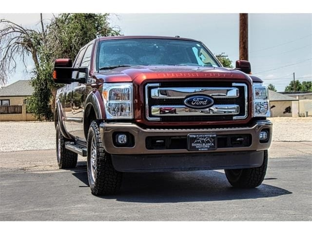 2016 Ford F-250SD King Ranch Truck