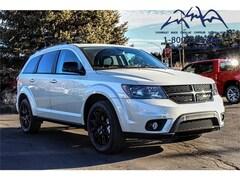 New  2018 Dodge Journey SXT AWD Sport Utility in Ruidoso, NM