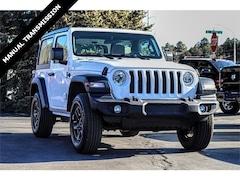 New  2019 Jeep Wrangler SPORT 4X4 Sport Utility in Ruidoso, NM