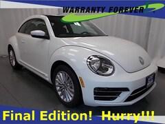 2019 Volkswagen Beetle Final Edition Hatchback