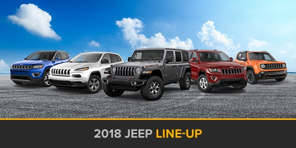 2018 jeep line up ottawa il
