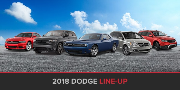2018 Dodge Line-Up | Sierra CDJR  | Ottawa, IL
