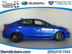 New 2019 Subaru WRX STI Limited Sedan 128067 for Sale in Monrovia, CA