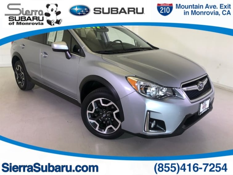Certified Pre-Owned 2016 Subaru Crosstrek 2.0i SUV For Sale Monrovia, CA
