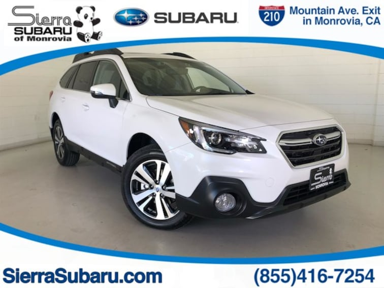 New 2019 Subaru Outback 2.5i Limited SUV for sale in Monrovia, CA