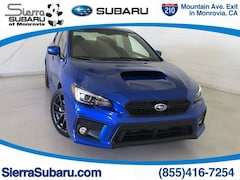 New 2019 Subaru WRX Limited Sedan 128338 for Sale in Monrovia, CA