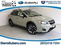Certified Pre-Owned 2016 Subaru Crosstrek 2.0i SUV JF2GPADC2G8248462 for Sale in Monrovia