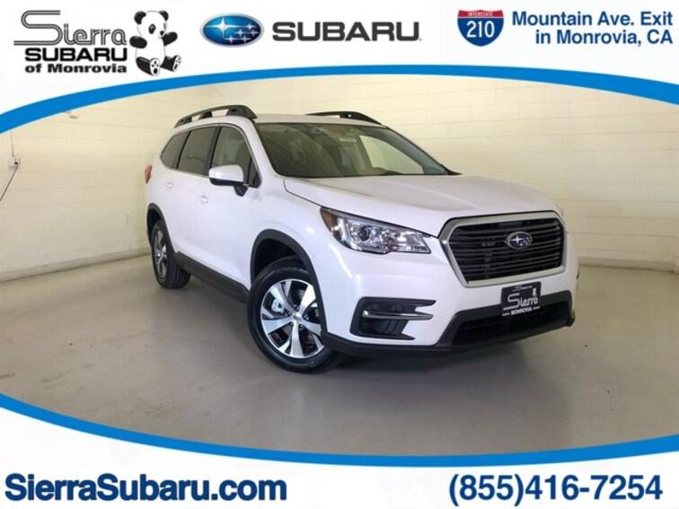 New 2019 Subaru Ascent Premium 8-Passenger SUV for sale in Monrovia, CA