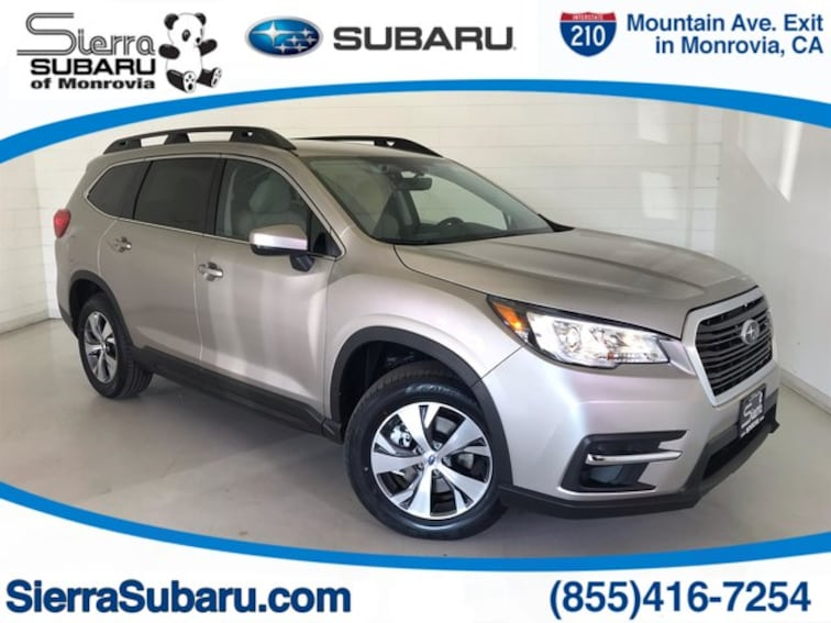 New 2019 Subaru Ascent Premium 7-Passenger SUV for sale in Monrovia, CA